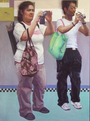 杭州心桥画室油画